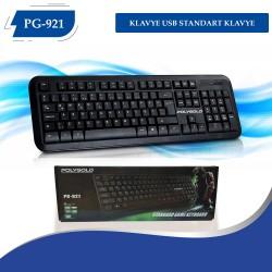 PG-921 USB STANDART KLAVYE