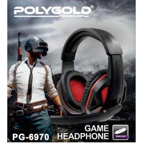 PG-6970 TEK JACK GAME OYUNCU KULAKLIK PS4 UYUMLU
