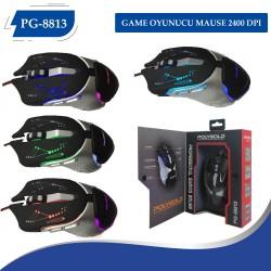 PG-8813 GAME OYUNUCU MAUSE 2400 DPI