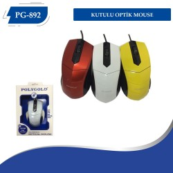 PG-892 KUTULU OPTİK MOUSE