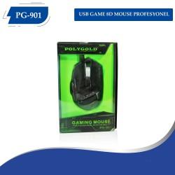 PG-901 USB GAME 8D MAUS  PROFESYONEL
