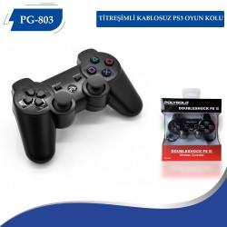 PG-803 TİTREŞİMLİ KABLOSUZ PS3 OYUN KOLU