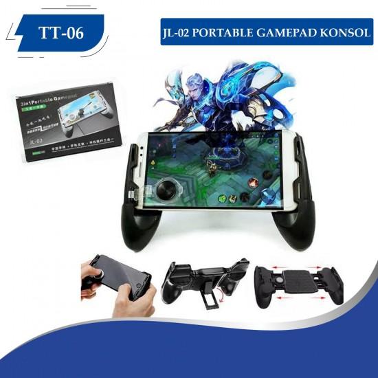 TT-06 JL-02 PORTABLE GAMEPAD KONSOL TETİK JL-01 YAZAN