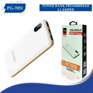 PG-7051 PRO POWER BANK 10000MAH (2,1 QUALTY ŞARZ)