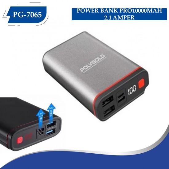 PG-7065 PRO POWER BANK 10000MAH (2,1 QUALTY ŞARZ)