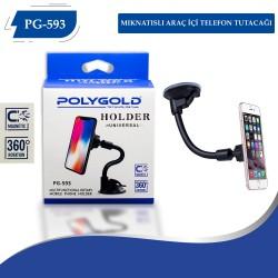 PG-593 Vantuslu Mıknatıslı Tutacak Cep Telefonu