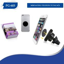 PG-602 MIKNATISLI TELEFON TUTACAĞI